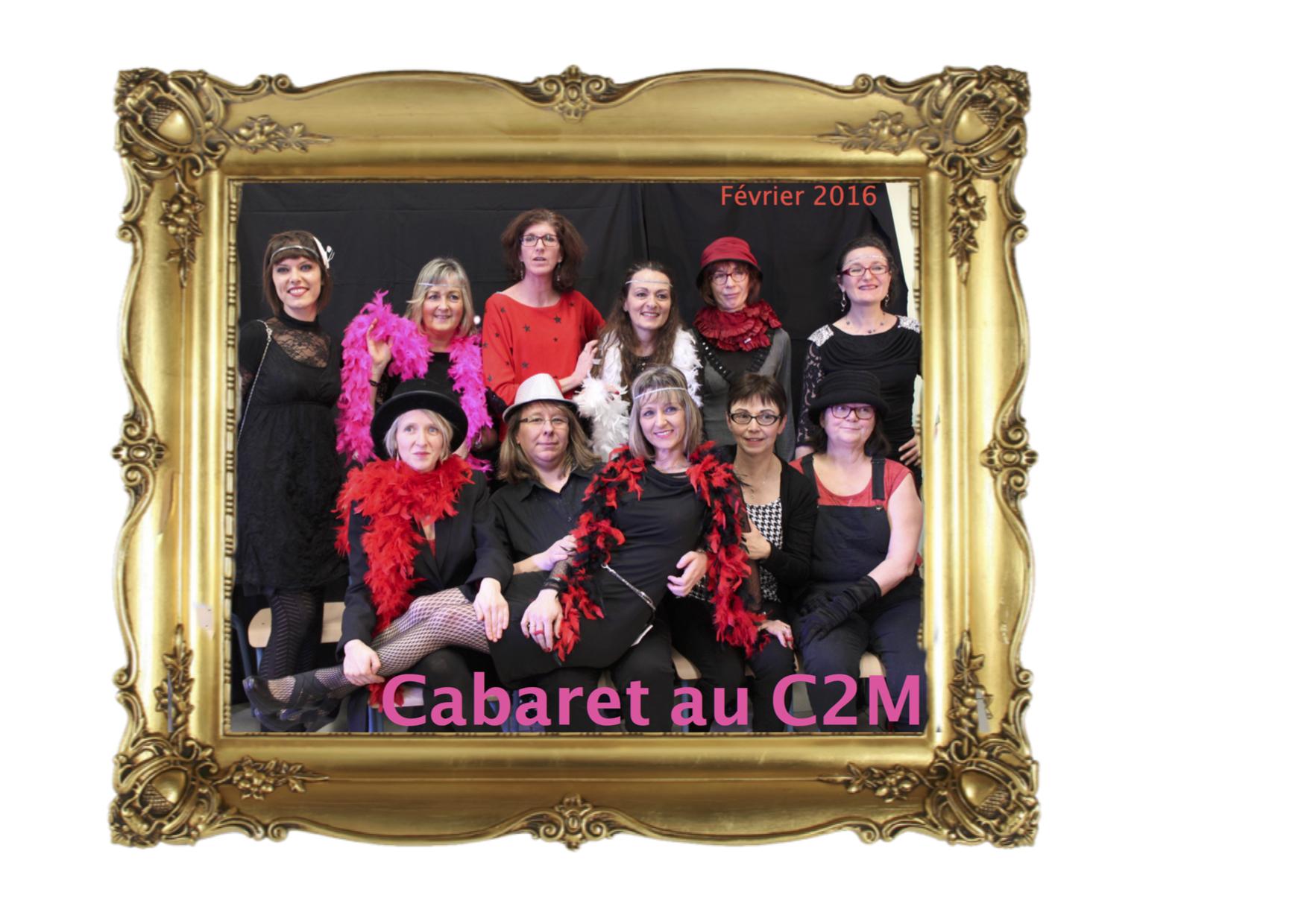 Cabaret au c2m