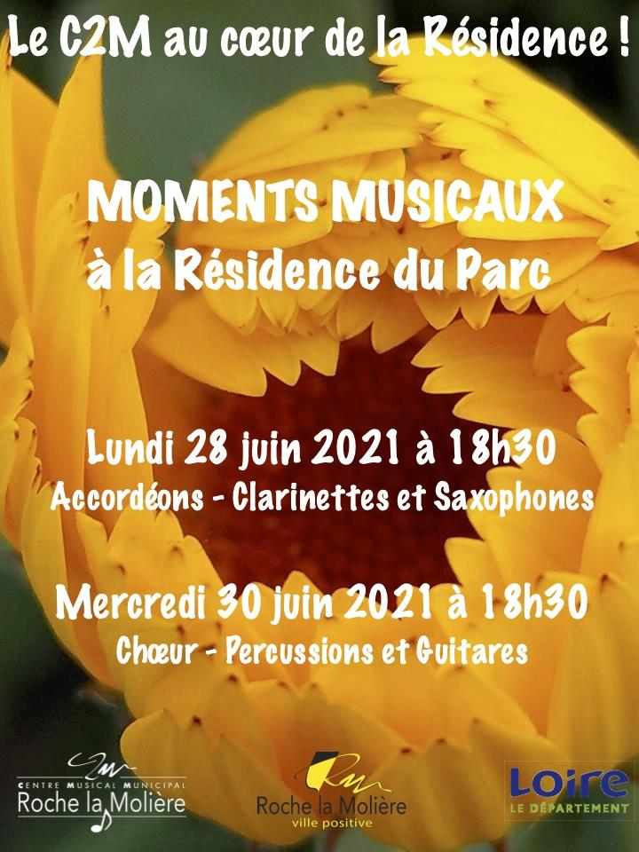 Affiches c2m re sidence