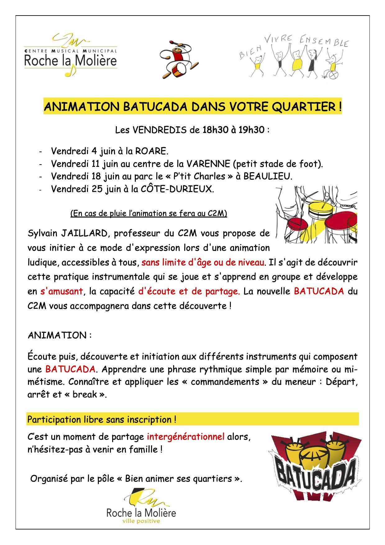 Projet batucada quartiers juin 2021 word